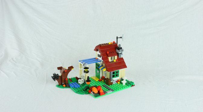 Lego Creator Wechselnde Jahreszeiten – Herbsthaus